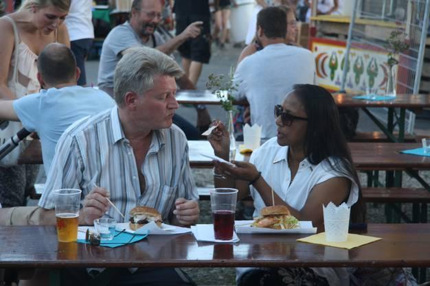 Essensaustausch ist auch Kulturaustausch.