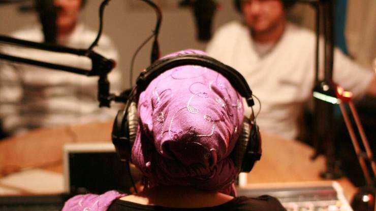 Die Sendereihe «DU bist Radio» von Kanal K erhält Unterstützung.