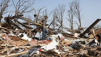 Tornado verwüstet Oklahoma