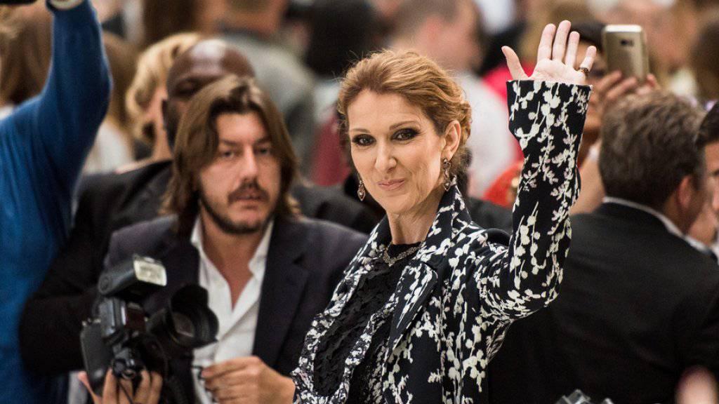 Hat einen direkten Draht zu ihren Fans: Céline Dion. (Archivbild)