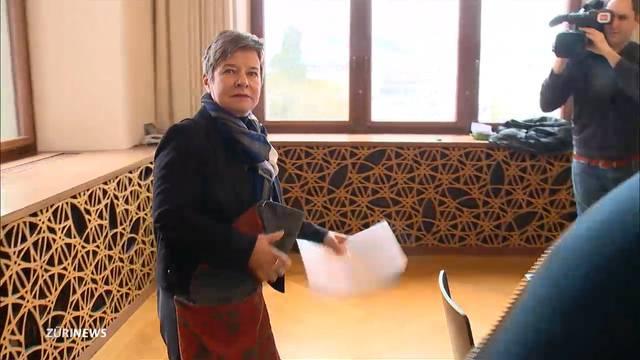 Claudia Nielsen wirft das Handtuch