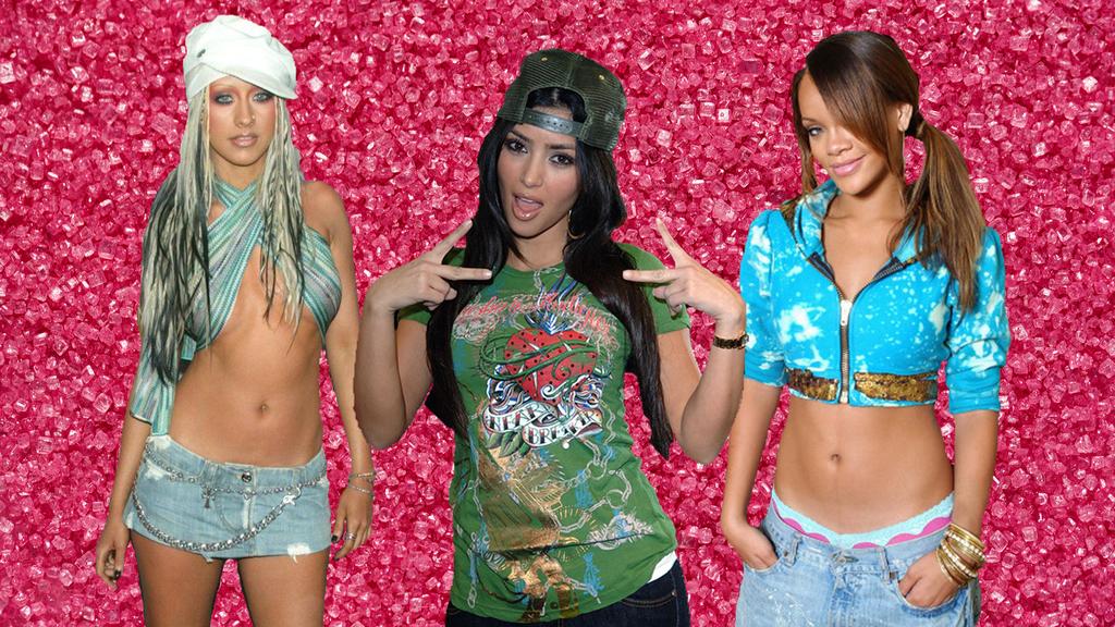 Die schlimmsten Outfits der 2000er