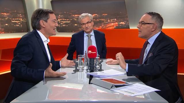 Schneider-Ammann & EU-Rahmenabkommen