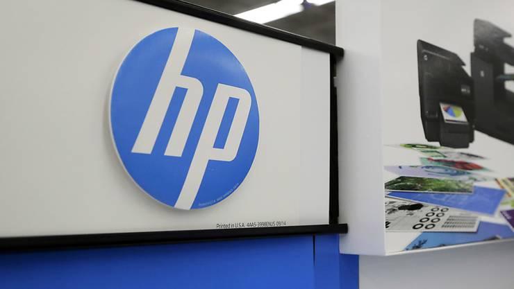 Xerox will HP schlucken - HP plant Gegenübernahme-Angebot. (Archiv)