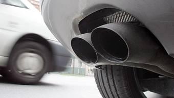 Trotz mehr Dieselfahrzeugen gibt es weniger Dieselruss