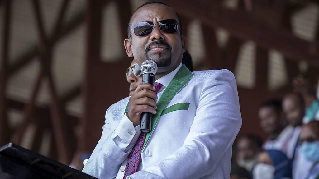 Äthiopiens Regierungspartei gewinnt Wahl: Abiy im Amt bestätigt