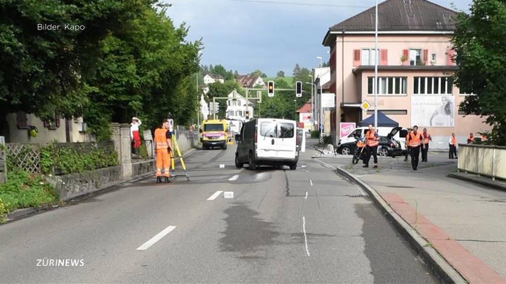 Krawall-Fahrt durch Zürich endet nach 3 Unfällen