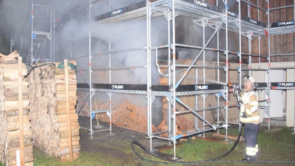 Feuerteufel terrorisiert Familie in Selzach