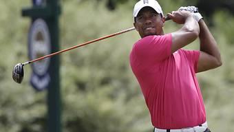 Tiger Woods unterzeichnete mit Rolex einen mehrjährigen Vertrag.