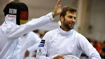 Der Basler Benjamin Steffen hat aufgrund der verschobenen Olympischen Spiele auch sein Karriereende um ein Jahr verschoben.