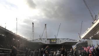 Das letzte Spiel nach 118 Jahren in der White Hart Lane fand am 14. Mai statt