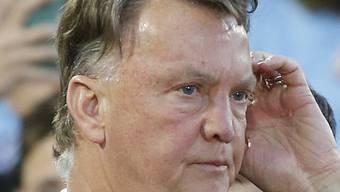 Louis van Gaal führt Manchester United auf Platz 5 und in die Europa League