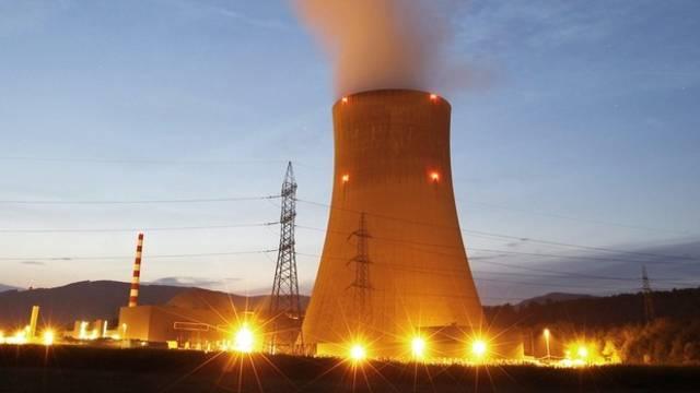 Das Atomkraftwerk Gösgen geht in Revision.