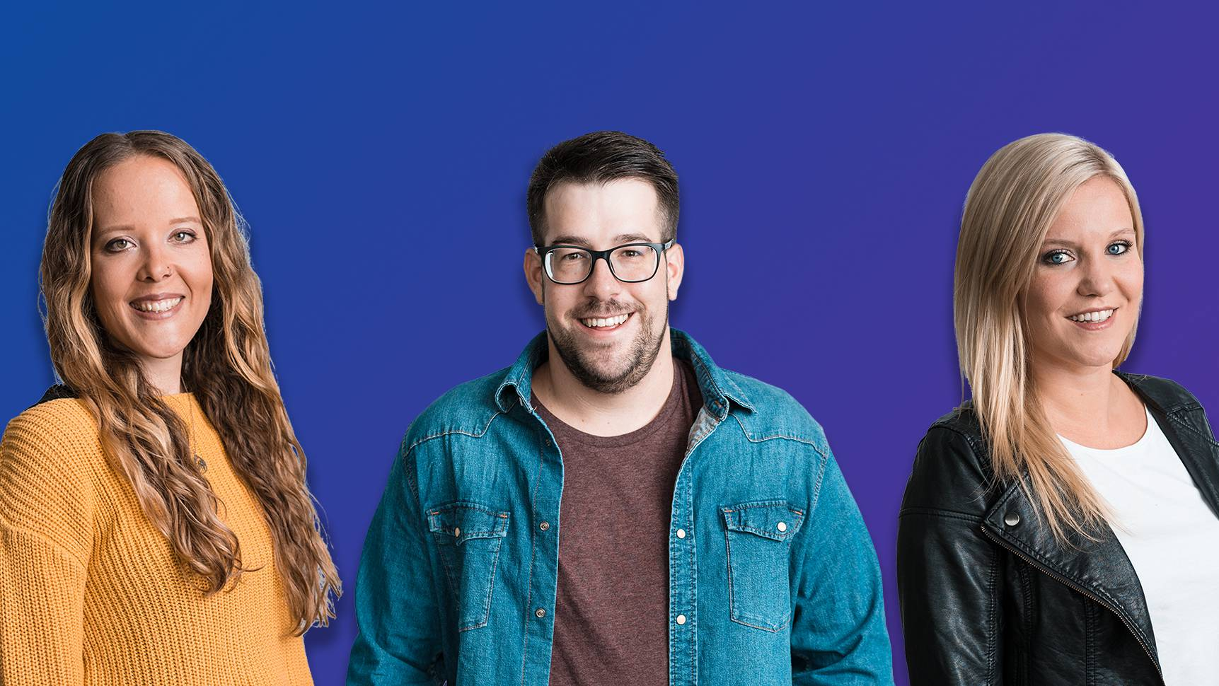 Morgenshow - Manuela Roth, Marco Imbach und Jasmin Langenegger