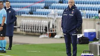Die Mannschaft von Trainer Lars Lagerbäck verliert Forfait