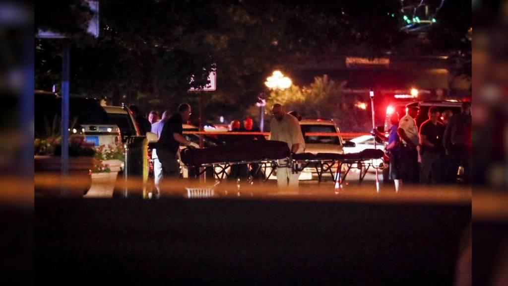 Schütze tötet neun Menschen in US-Bundesstaat Ohio