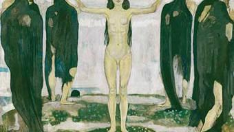 Die erste Version von Ferdinand Hodlers «Die Wahrheit»