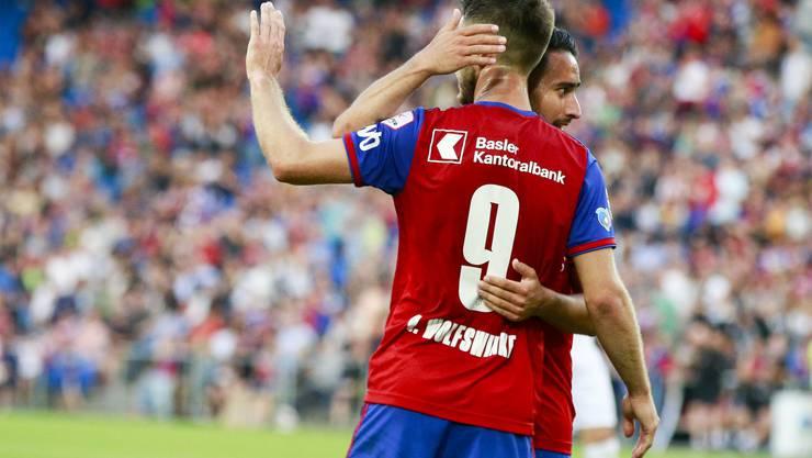 Am Freitag startet der FCB in die neue Saison.