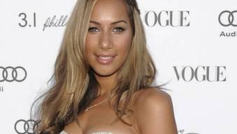 Leona Lewis hat Probleme (Archiv)