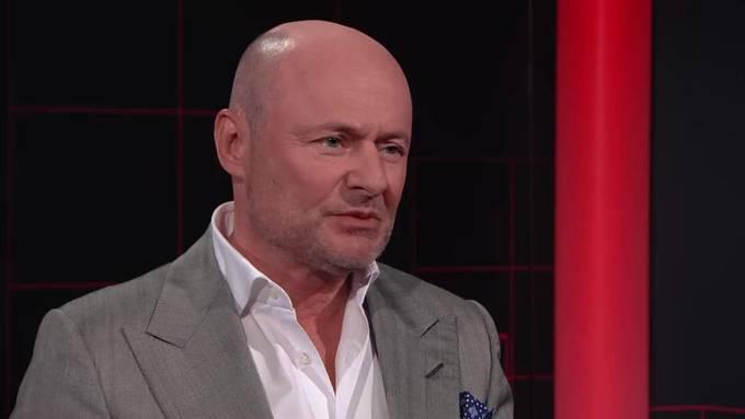 «CEO Talk» mit Breitling-Chef Georges Kern