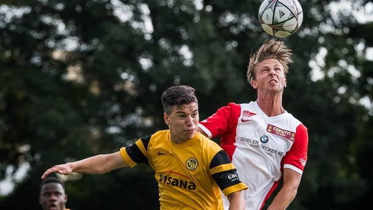Raphael Koch wechselt vom FCZ zurück zum FC Solothurn