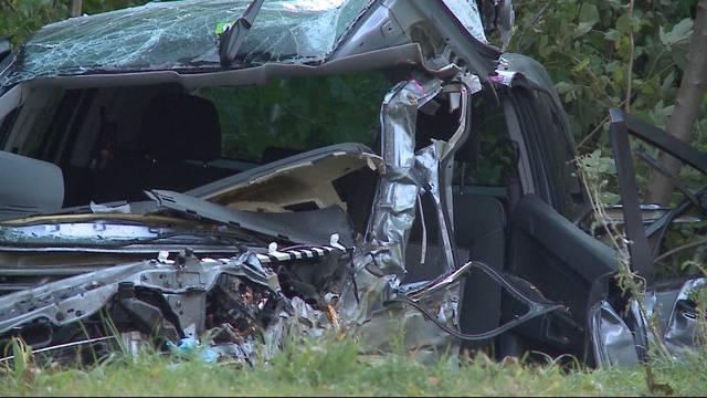 Schwerer Unfall auf Staffelegg