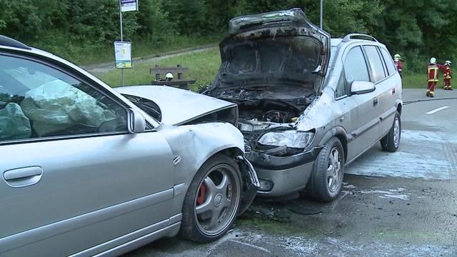 14 Verletzte nach Unfällen in der Region