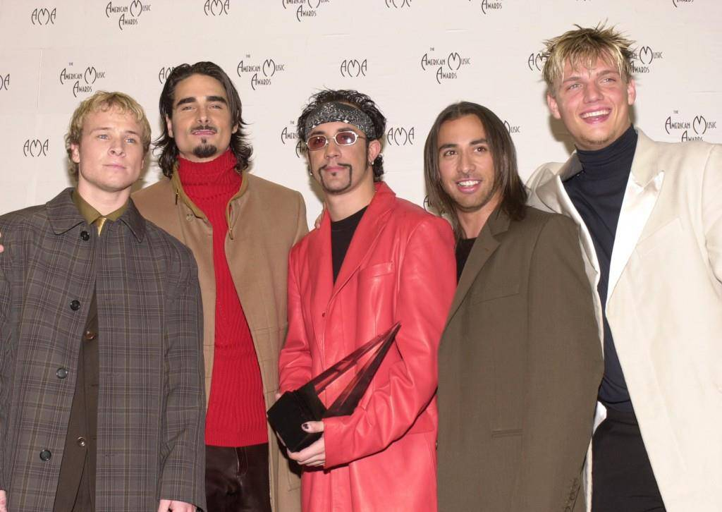 Die Backstreet Boys (© GettyImages)