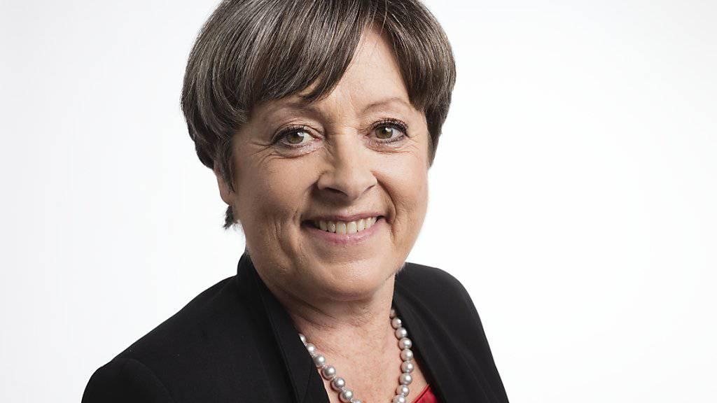 Hat vor Gericht Recht bekommen: SP-Nationalrätin Margret Kiener Nellen.