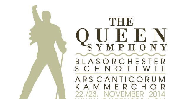 Queen Symphony – das Konzerthighlight am 22. und 23. November 2014.