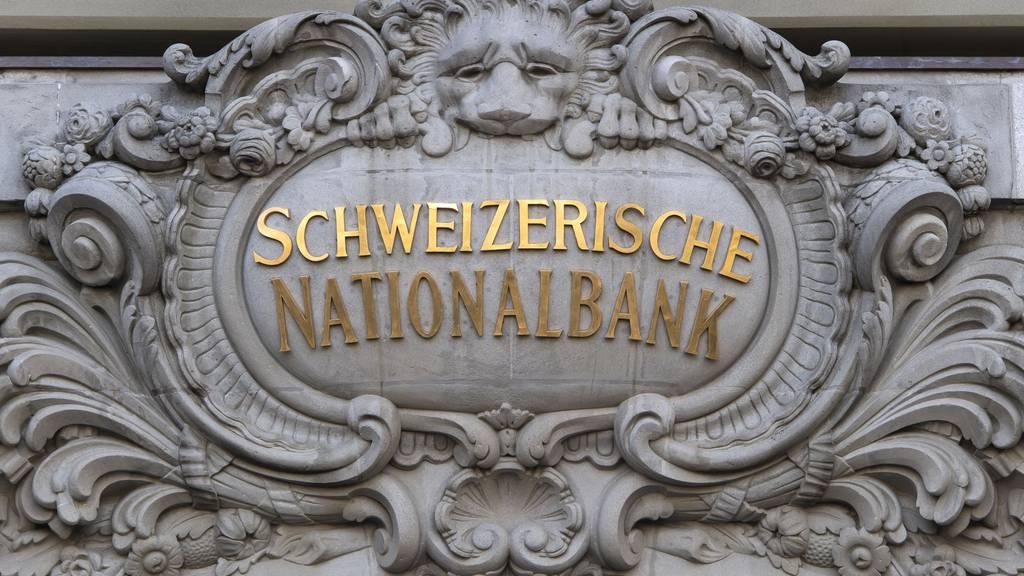 Schweizerische Nationalbank griff 2019 stärker am Devisenmarkt ein