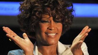 US-Sängerin Whitney Houston nimmt wieder einmal an einem Entzugsprogramm teil (Archiv)