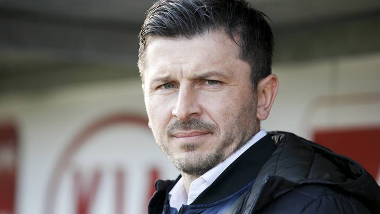 Cheftrainer Jurendic
