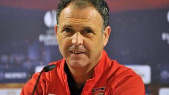 Joaquin Caparros übernimmt bei Xamax den Trainerjob.