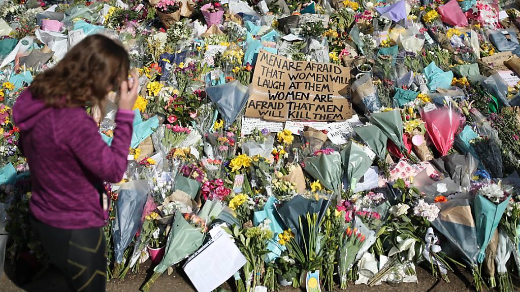 Höchststrafe für Mörder der Londonerin Sarah Everard