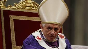 Der Papst soll auf einem Auge fast blind sein (Archiv)
