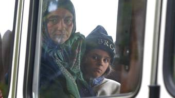 Mit dem Transport von Flüchtlingen verdienten die Schmuggler Millionen. (Symbolbild)