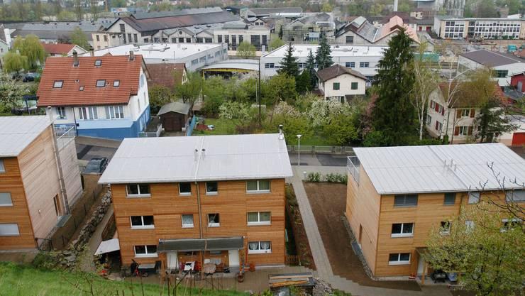 Wurde wie Schönenwerd und Bellach vom Bund als Projekt zurückgestuft: Dornach.