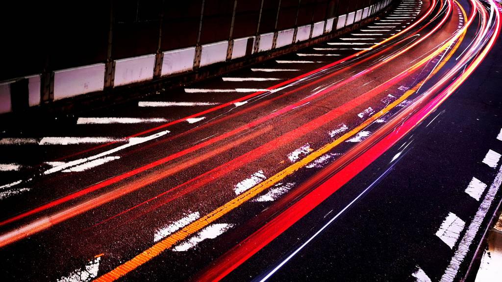 Baustelle auf der A1 sorgt Freitagnacht für Stau