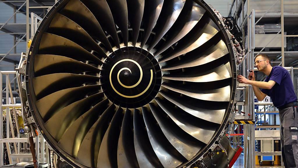 Rolls-Royce kündigt Streichung von mindestens 9'000 Stellen an