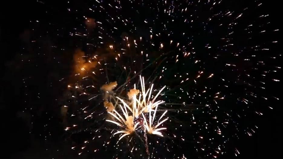 Ungefährlich, gratis und auf Wunsch auch tonlos: Wenn das nicht das perfekte Feuerwerk ist