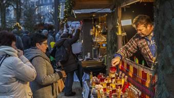 Wiehnachtsmäret Solothurn