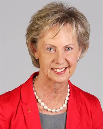 Rosmarie Brunner, SVP.
