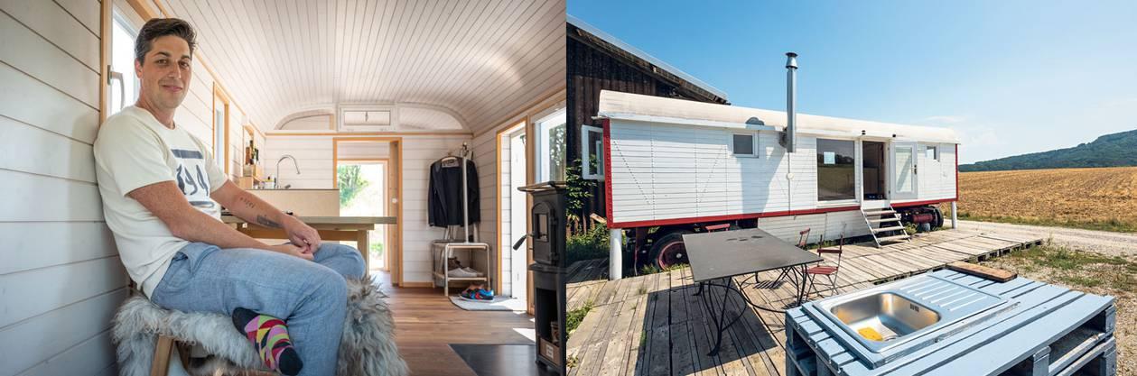 Tiny Houses Grosse Freiheit Auf Kleinem Raum Wohnen Leben Und
