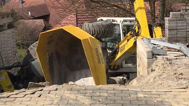 Schnottwil: Tödlicher Arbeitsunfall