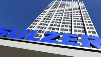 Das Management von Sulzer am Hauptsitz in Winterthur hat Massnahmen zur Restrukturierung der Division Chemtech beschlossen. (Archivbild)