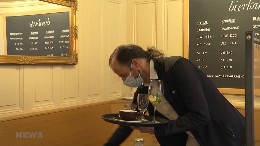 Nach Bundesratsentschluss: So reagieren die Restaurant- und Fitnessbesitzer