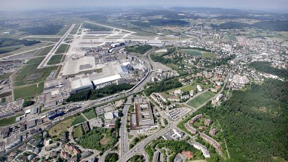 Gemeindegebiet Kloten