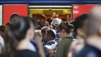 Aargauer Fahrgäste sind grösstenteils sehr zufrieden mit dem öV-Angebot. (Symbolbild)