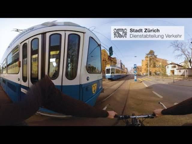 Virtual Reality im Verkehrsunterricht: Tram mit Vortritt
